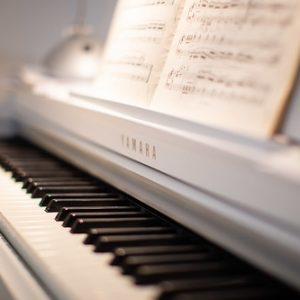 Instrumentos: Piano