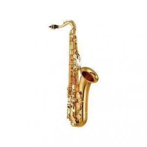 Instrumentos: Saxofón