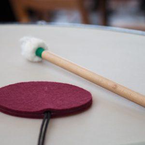 Instrumentos: Percusión