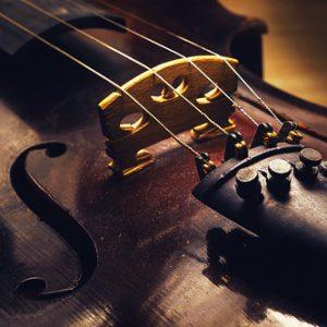 Instrumentos: Violín